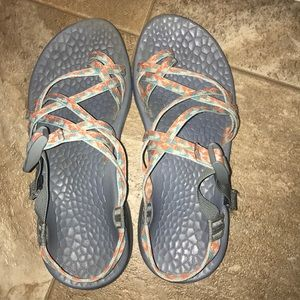 Women's Chacos size 8.